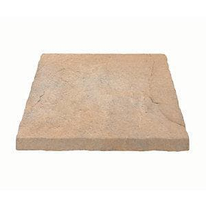 Anchor Block Company Brisa® 11 x 8 x 6 in. Wall End Edging in Heritage A16057139