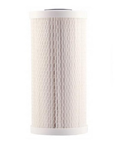 Boshart Industries 20-Micron Plated Polyester Water Filter B14GPPE120