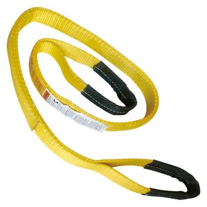 East Shore Wire Rope & Rigging Supply 8 ft. x 2 in. Nylon Sling ESEE18028