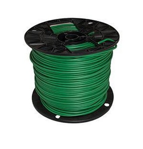 Pro-Pak Industries 10 ga Solid Copper Wire TW10SLD30G500