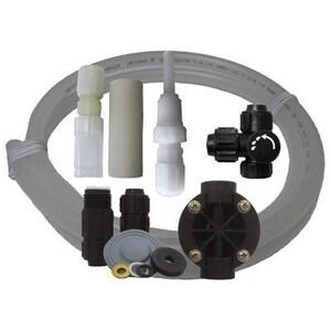 Pulsafeeder Pulsatron® 1/2 in. OD Tube Glass-Filled Polypropylene, PTFE and Ceramic Pump Enhancement Part Kit PP7PTC3