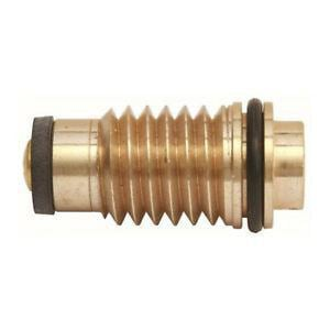 Bradley Corporation Service Valve Core Brass Stop Assembly for S60-003 Stop Strainer and Check Valve BS21026
