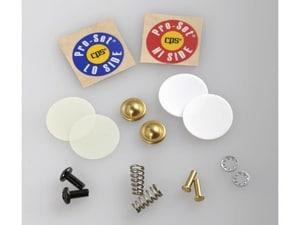 CPS Products Diaphragm Valve Repair Kit for Pro-Set 2-Valve CM2XRK