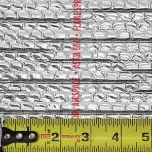 Reflectix 36 in. x 100 ft. Foil Double Duct Insulation RHVBP36100