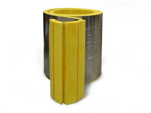 General Insulation 5/8 x 1 in. CTS Wall Fiberglass Insulation GFGI58G