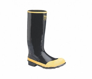 Lacrosse Safety and Industrial Size 9 Economy Knee Boot in Black L240090439