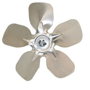 Acme Miami 9 in. Counterclockwise Hubless Type Aluminum Fan Blade 345 CFM ACM3916