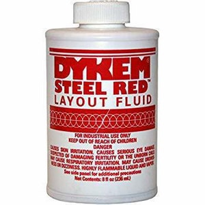 Presto Dyechem 16 oz. Liquid Dye in Red P16LDR