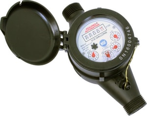 Brooks Products 22-7/8 in. Water Meter Box Body Only B33SBODY