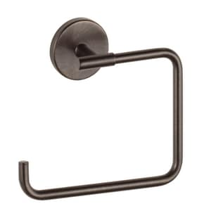 Liberty Hardware Trinsic Towel Ring in Polished Chrome L759460