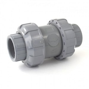 Southern Valve & Fitting USA 4 in. PVC Check Valve S470040S