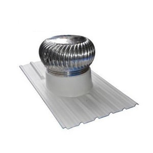 Ventamatic Galvanized Roof Fan VVX2414TBL