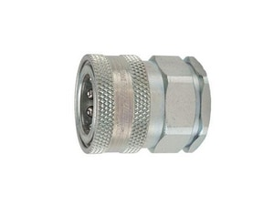 Snap-Tite H Series 3/8 in. Steel Valve Coupling SVHC66F