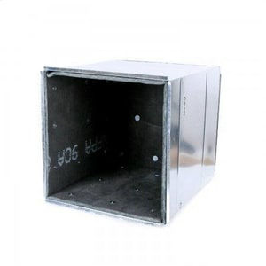 Empire Metal Products 36 x 16 in. Plenum Box with Cap EPBXCAP