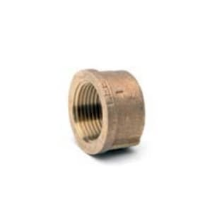 Lee Brass 2-1/2 in. Bronze Silver Brazing Cap L5154450