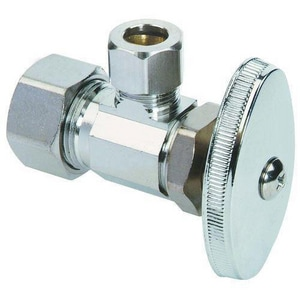 67 Series 1/2 in Angle Supply Stop Valve A675