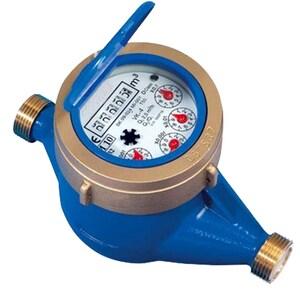 Elster Amco Water 1 x 1 in. Water Meter EC700G