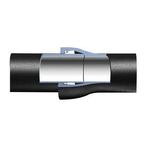 Clow Water Systems 4 in. Tyton Joint Ductile Iron Pipe DI52TJPCBP20