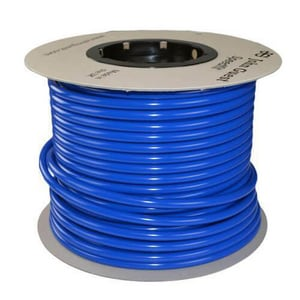 John Guest USA 1/2 in. x 250 ft. Quick Connect LLDPE Tubing in Blue JPE16GICCLFB