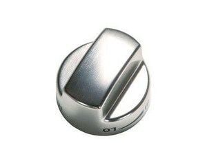 Wolf Range Knob Kit for GR36 in Stainless Steel W822195