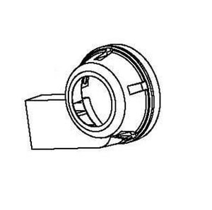 DEWALT Replacement Head for D25303DH Dust Extractor DN388472