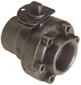 Balon Corporation Series S 2 in. A105 Carbon Steel Full Port FNPT 2500# Ball Valve B2FS93NSEK