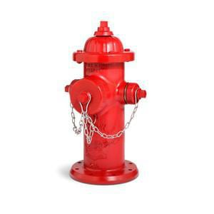 Clow Valve Medallion 4 ft. 6 in. Flanged, Mechanical Joint and Tyton Joint Assembled Fire Hydrant CF2545514LAOLRTEMP