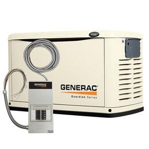 Generac Power Systems Guardian® 8kW Residential Standby Generator G6237