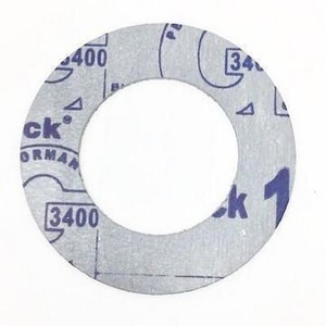Garlock Blue-Gard® 4 x 1/16 in. 700# Ring Gasket G3400RG150116P