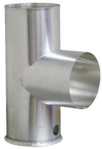 4 in. Aluminum Tee SHMATP