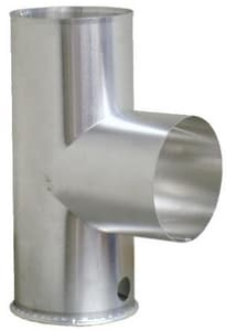 5 in. Aluminum Tee SHMATS