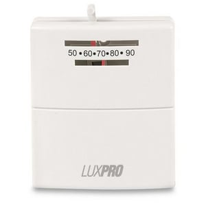 Lux Products 1C Mechanical Thermostat LPSM50