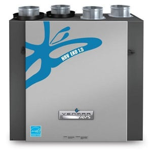 Venmar Ventilation 157 cfm 1.5 Heat Recovery Ventilator V43901