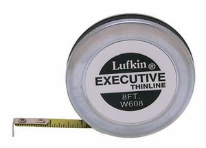 Lufkin Executive® 8 ft. Specialty Tape LW608