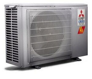 Mitsubishi Electronics Usa M Series 21 Seer 1 5 Tons R 410a Heat