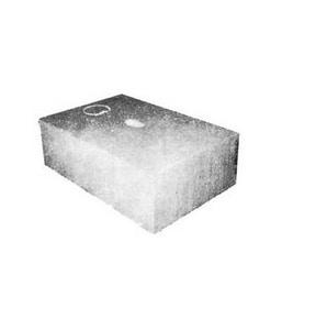 Richard Specialty Plastic Polystyrene Tub Drain Box Cover RR383700
