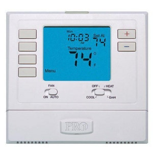 Pro1 IAQ 2 Heat 1 Cool Non Programmable Thermostat PT721