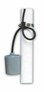 SJE Rhombus Pumpmaster® 20 ft. 230V Pump Switch with Plug S1003257