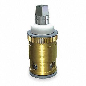 Water Saver Faucet Brass Renewable Unit Left Hand WBNV200LH