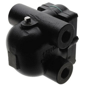 Hoffman Specialty 1 in. NPT 125# Floor and Table Steam Trap H552FTG125