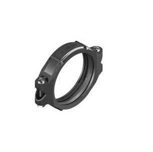 Star Pipe Products 6 in. Grooved Ductile Iron Coupling with Enamel Gasket SAC90600M