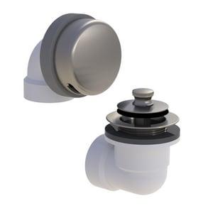 Watco Innovator® 900 Series Plastic Lift & Turn Drain in Brushed Bronze W901LTPVCBB