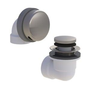 Watco Innovator® 900 Series 11-1/2 in. Plastic Toe-Tap Drain in Oil Rubbed Bronze W901FAPVCBZ