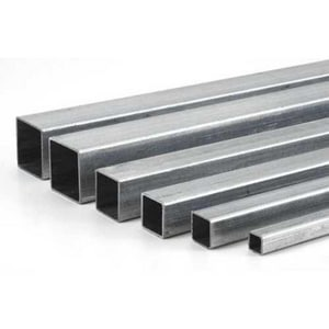 Ta Chen 2-1/2 in. 11 ga 304L Stainless Steel Square Tube TT4SQ02D120