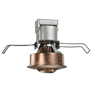 Juno Lighting 5W Mini LED Downlight and Gimbal in White J661209375100