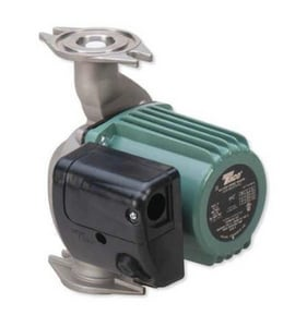 Taco 30 gpm 1/6 hp 3-Speed Flanged Stainless Steel Circulator Pump T0013MSSF1IFC