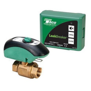 Taco LeakBreaker™ 3/4 in. NPT Polymer Leak Breaker Valve TLBW075H1LF