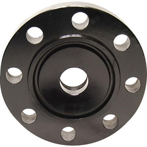 4 x 1 in. 125# Ductile Iron C110 Full Body Tap-on-Pipe Blind Flange TAPBFPG