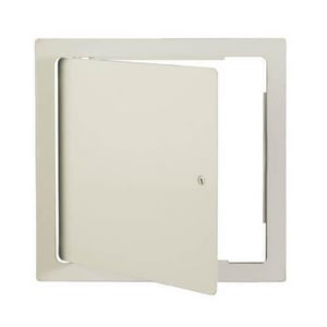 Karp 8 in. Flush Access Door for All Surfaces in Satin Polished KDSC214MS88
