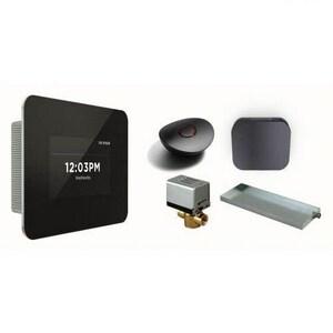 Mr Steam Steam Shower Control Kit in Black MIBUTLERBLACK